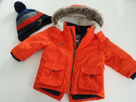 Przejściowa kurtka, parka dla chłopca