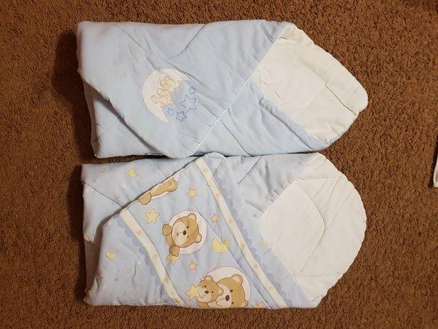 Rożki niemowlęce