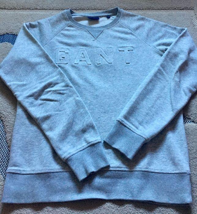 Camisola Sweatshirt Gant Cinzento Cinza Grey Tamanho M