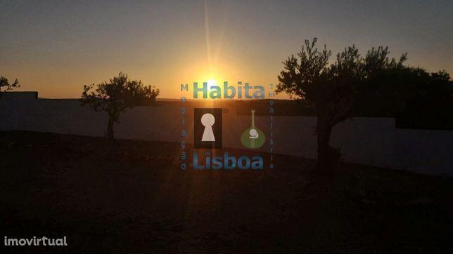 Herdade 53 ha, Moradia com 11 divisões, 5 Suites, Alandroal Évora T...