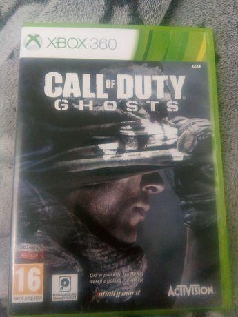 Gra na Xbox 360 Call of Duty GHOSTS