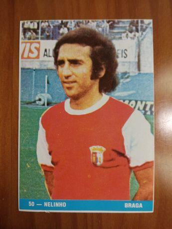 8 CROMOS futebol Campeões 79/80 . Antigos