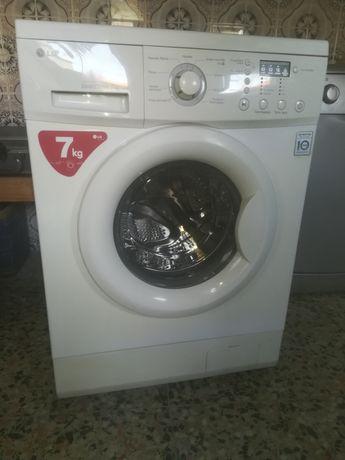 máquina de lavar roupa lg 7k direct drive