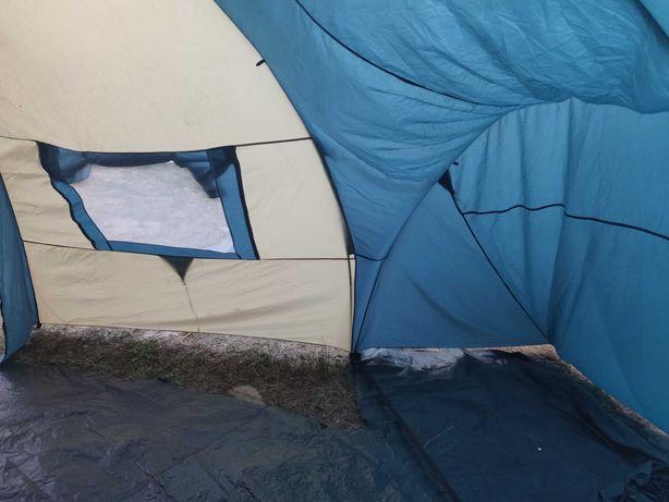 Палатка кемпинговая 9-ти местная