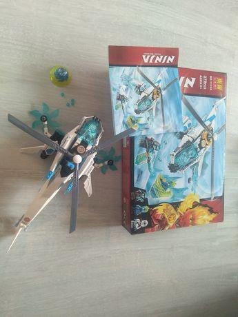 Конструктор лего вертолёт