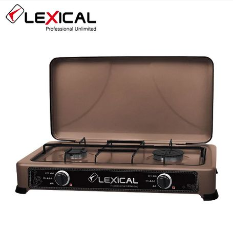 Газовая плита LEXICAL 2 конфорки. Оригинал