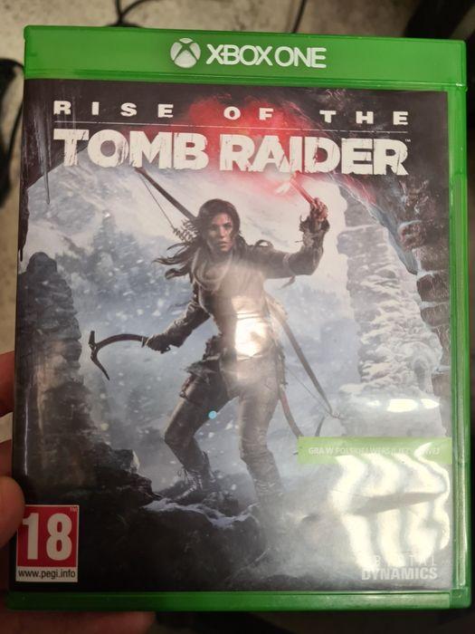 Rise of the Tomb Raider Xbox one Łódź - image 1