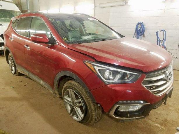 Разборка Hyundai santa fe
