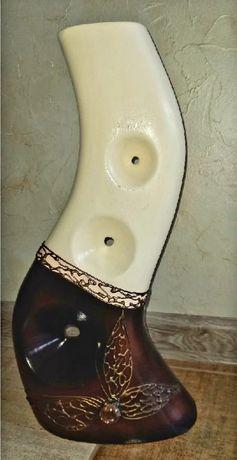 DUŻY wazon ozdoba 38cm