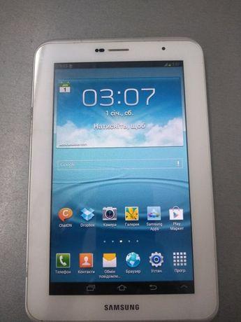 Планшетный ПК SAMSUNG GT-P3100 Galaxy Tab 2 7.0 ZWA (white)