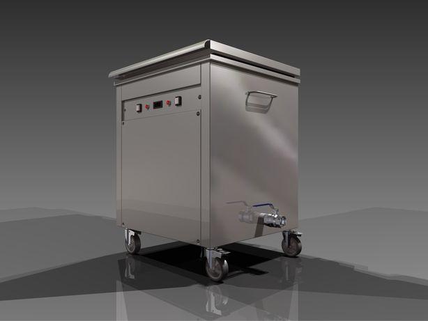 desengordurar e descarbonizarutensílios de cozinha