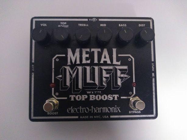 Metal Muff Distortion