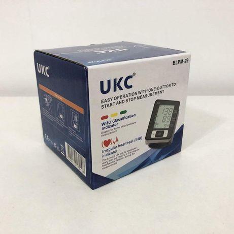 Тонометр автоматический UKC BLPM 29 вимірювання тиску на запястье