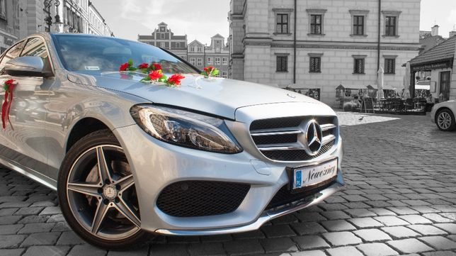 Wynajem Kierowca Auto do Ślubu Mercedes-Benz WLKP Poznań od 399