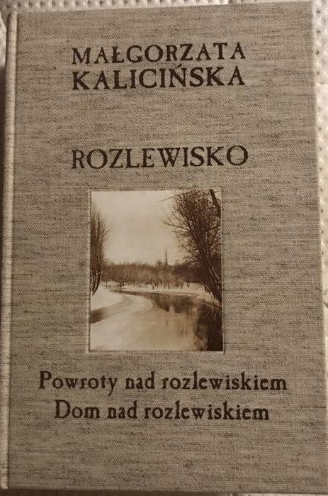 Książka Rozlewisko Małgorzata Kalicińska Warszawa - image 1