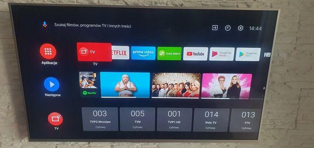 """Telewizor SONY KD-49XE8077 4K HDR 49"""" cali"""