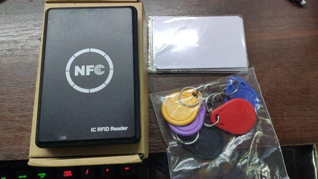 RFID 13.56MHz NFC (UID FUID CUID UFUID) програматор