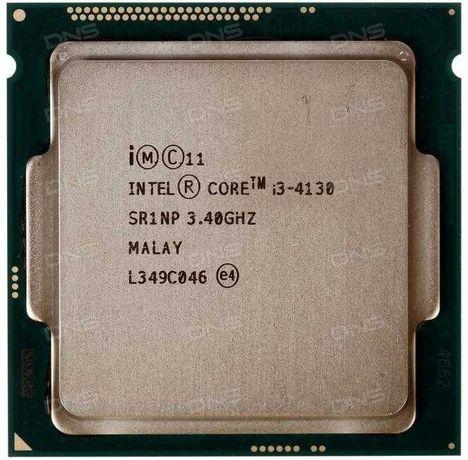 Processadores  i3 4130 socket 1150