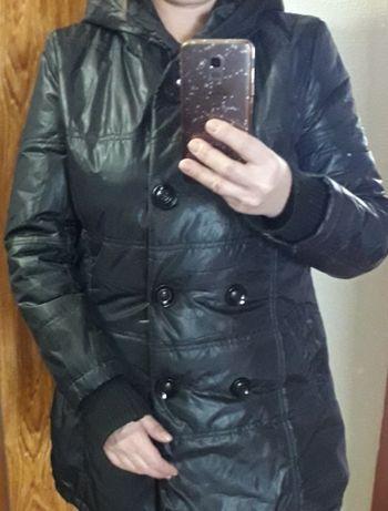 Куртка демисезонная 46-48 р-р хорошее состояние