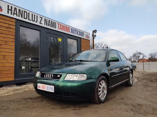 Audi A3 1.6 // Zadbany // Atrakcyjny wygląd // Aktualne opłaty // okaz