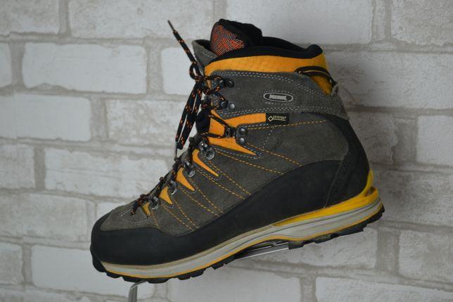 Кожаные ботинки Meindl Gore-Tex Vibram черевики  43 размер 27,5 см