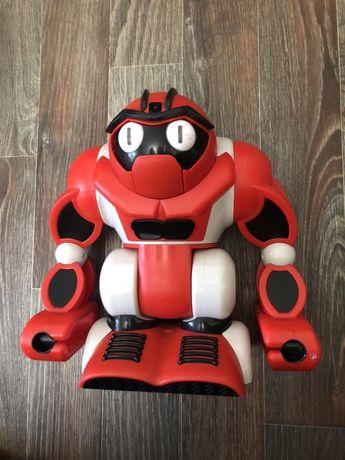 Бумбот Boombot Top Secret Toys игрушка интерактивная робот