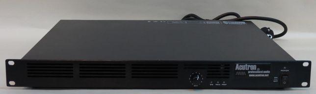 Amplificador 240W linha de 100V classe D eficiência 85%