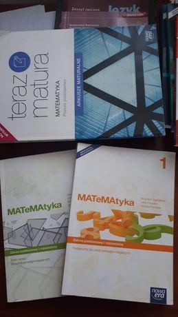 Podręczniki z matematyki nowa era