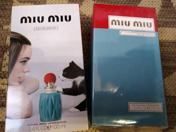 Элитный женский парфюм/духи Miu Miu Eau de Parfum.