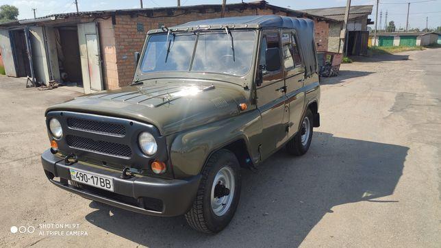 Продам УАЗ 469 в идеальном состоянии