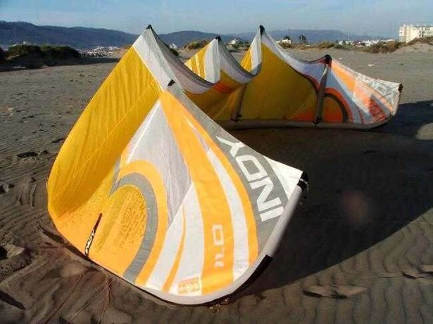 Kite Wipika Indy 11m completo