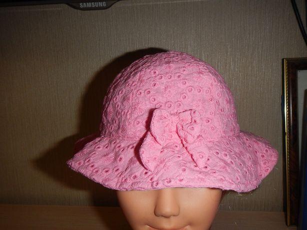Панама bluezoo р.0-6мес(44см) шляпа
