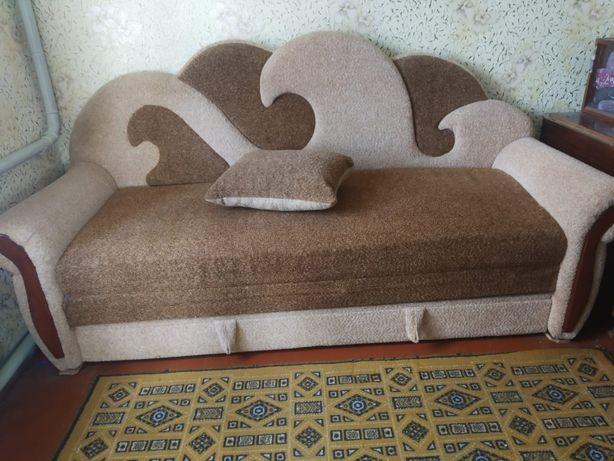 Диван кровать б/у в отличном состоянии