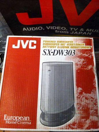 Комплект акустики 5.1 JVC (оригинал) для домашнего кинотеатра