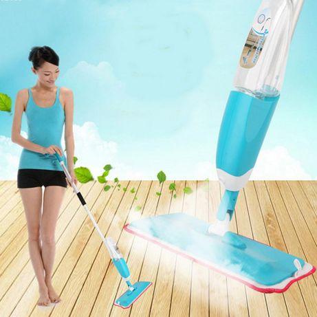 Spray mop 360 ze spryskiwaczem + wklad do podłóg