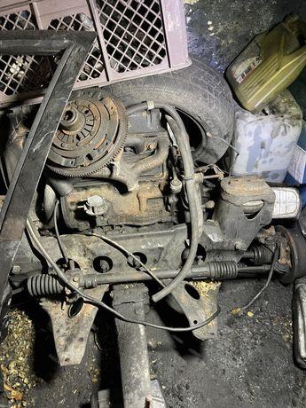 Motor austin mini 1000
