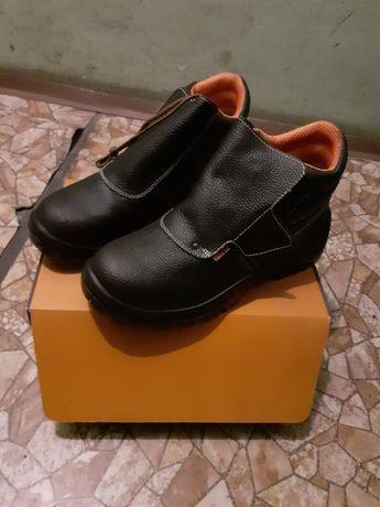 Buty robocze spawalnicze