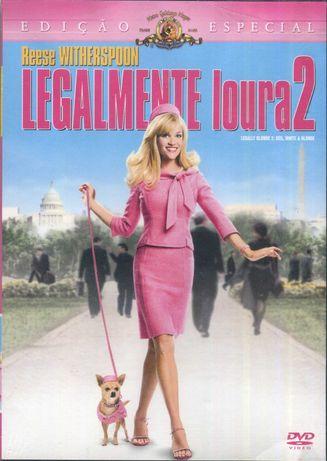 Legalmente Loura 2 - Edição Especial - Novo/Selado c/Reese Witherspoon
