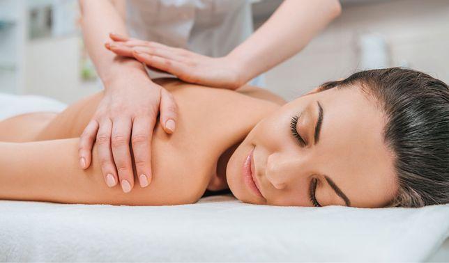 Професиональный массаж