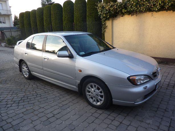 Nissan Primera 2.0 TD Srebrny 2000 r.