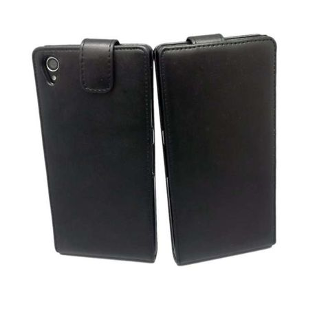 R09 Capas Flip Cover Magnética Sony Xperia Z1 L39H Novo! ^A