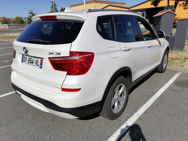 BMW X3 18 D SDRIVE.  Caixa manual