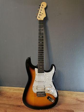 Fender Squier Affinity HSS gitara elektryczna