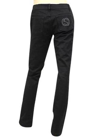 Gucci оригинал Италия черные джинсы