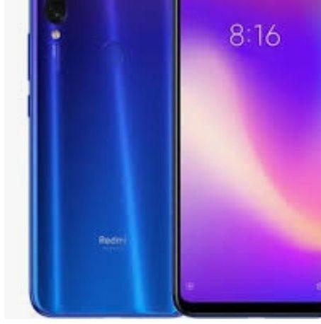 Xiaomi Redmi Note 7 4/64 wersja blue