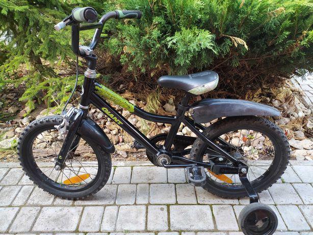 16 Giant animator Алюминиевый детский велосипед с колесиками 3 - 7 лет
