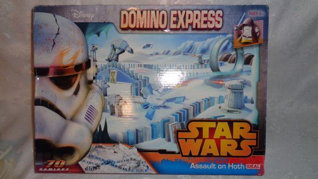 Kolekcjonerska Gra STAR WARS - Domino Express