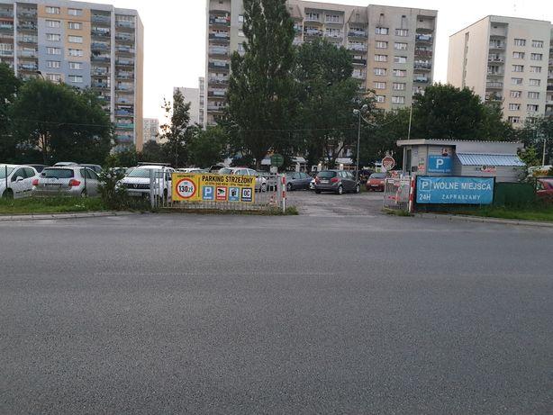 Parking Strzeżony RETKINIA ul Armii Krajowej. 1 miesiąc Grtais