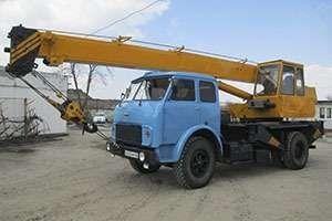 Автокран услуги 14-20 тонн