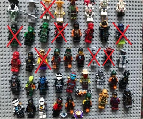 Продам аналог лего Минифигурки NinjaGo/ Chima/City/Brick/M,arvel